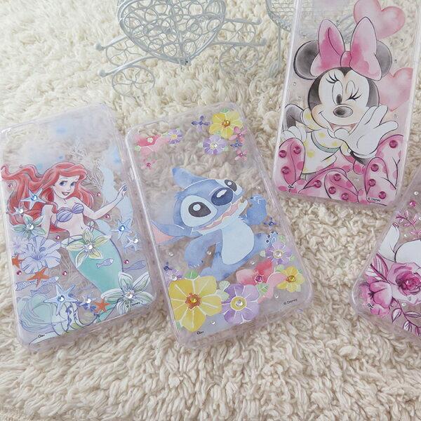 【Disney】迪士尼iPhone66SPlus(5.5)防摔氣墊空壓保護套-淡彩俏皮系列