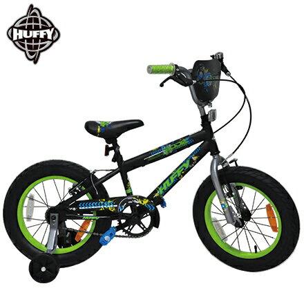 """美國HUFFY百年品牌16吋男童自行車 3.0"""" 大輪胎。兒童自行車.腳踏車.童車.兒童腳踏車.輔助輪童車"""
