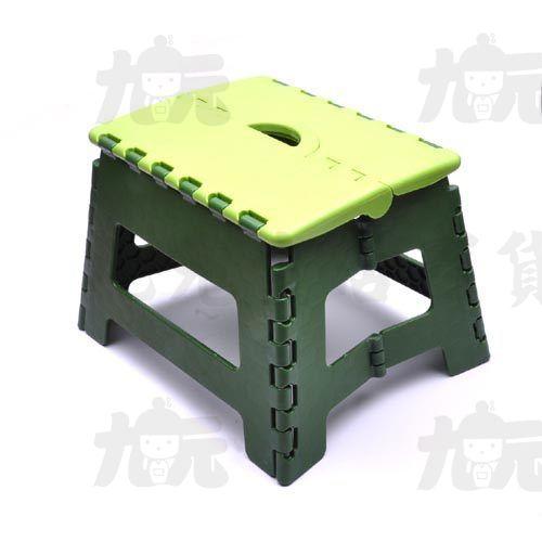 【九元生活百貨】聯府 RC-822 中百合止滑摺合椅(22.5cm) 板凳 折疊 收納 RC822