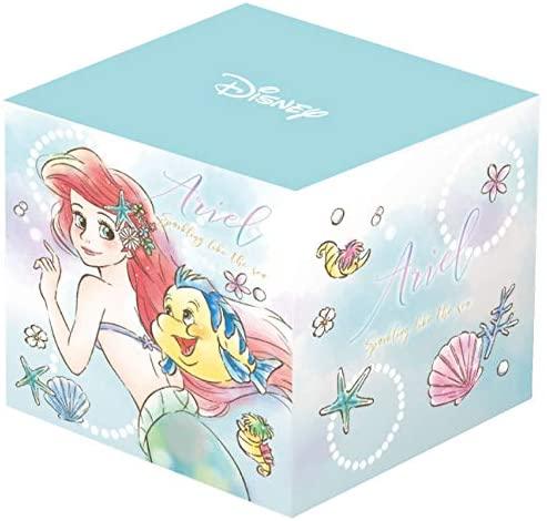 小美人魚Ariel 雙層抽屜櫃,置物盒 / 收納盒 / 抽屜收納盒 / 筆筒 / 桌上收納盒,X射線【C107087】 1