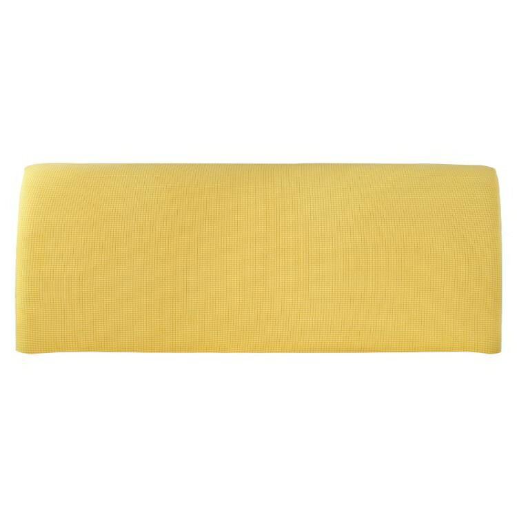 全包床頭套罩軟包簡約防塵1.5米床頭靠背保護套 城市玩家