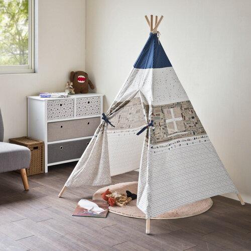 TZUMii:遊戲帳篷室內帳篷遊戲屋TZUMii法式小品帳篷(4桿)