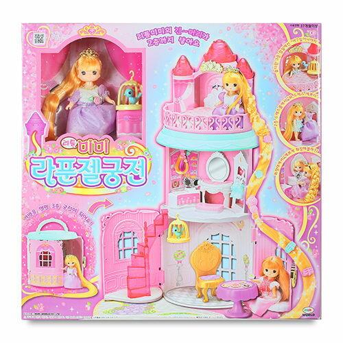 【MIMI WORLD】迷你MIMI長髮公主城堡