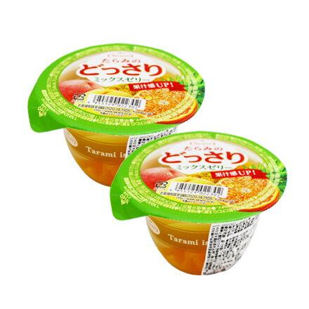 【敵富朗超巿】達樂美果凍杯-綜合水果 230g (賞味期限:2018.01.12)