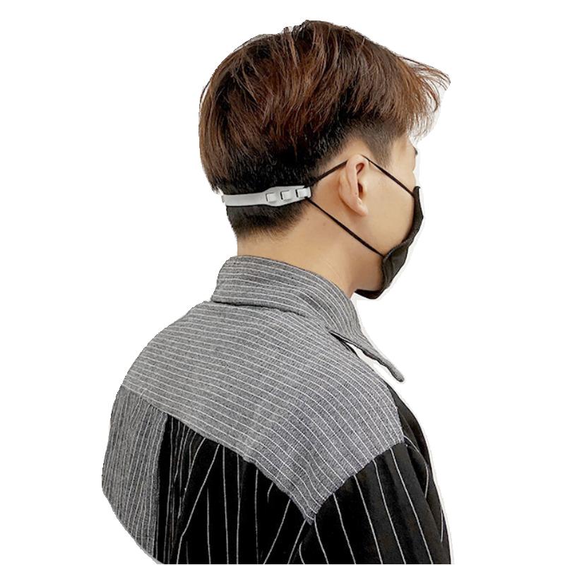 舒適不勒耳口罩延長帶/3入組