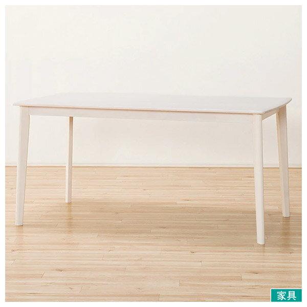 ◎實木餐桌 ALNUS 15080 WW 櫸木 NITORI宜得利家居 0