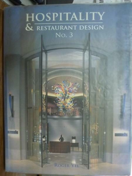 ~書寶 書T2/建築_QXQ~Hospitality    Restaurant Desi