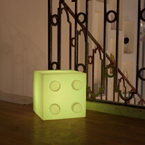 【7OCEANS七海休閒傢俱】Smart&Green 戶外燈具 CUBE² 1