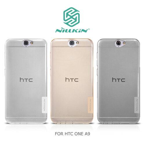 NILLKIN 本色TPU軟套/HTC ONE A9/手機殼/保護套/軟套/TPU/耐刮/防塵/全包覆【馬尼行動通訊】