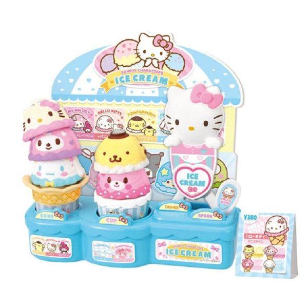 HELLOKITTY凱蒂貓可愛冰淇淋組【鯊玩具ToyShark】