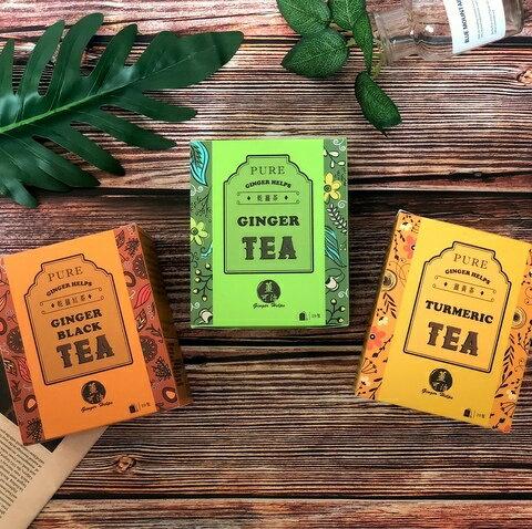 薑茶包系列嚐鮮限時優惠組
