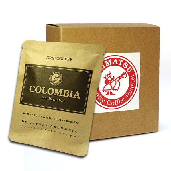 福岡  美松濾掛咖啡 (哥倫比亞・無咖啡因咖啡) 12gx5入