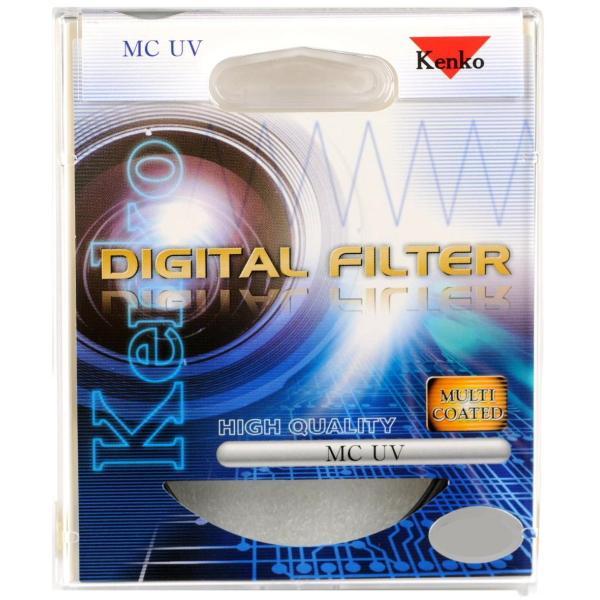 Kenko Digital Filter MC UV 62mm 數位多層鍍膜高品質保護鏡 含稅價