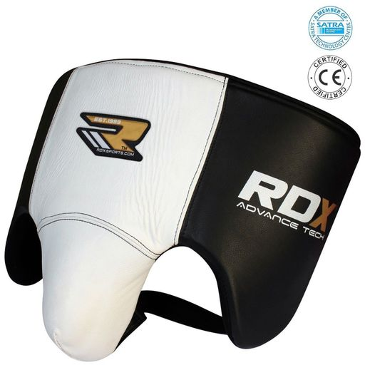 RDX Cow Hide Leather Groin Guard Protector MMA Cup Boxing Abdo Muay Thai 39a6d8a9c199bffe50033dde86b29827