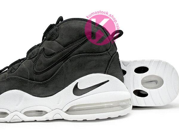 2016 全腳掌氣墊 籃球鞋 經典復刻 NIKE AIR MAX UPTEMPO 12 SOLES PACK 黑白 牛巴戈 全氣墊 海軍上將 David Robinson 代言 96 1996 (311090-005) 0117P 3