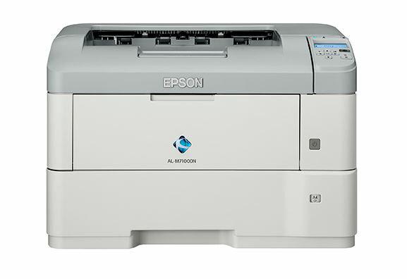 【歐菲斯辦公設備】 Epson A3黑白雷射印表機 高效能 超低成本  AL-7100DN,下標請先確認有無庫存