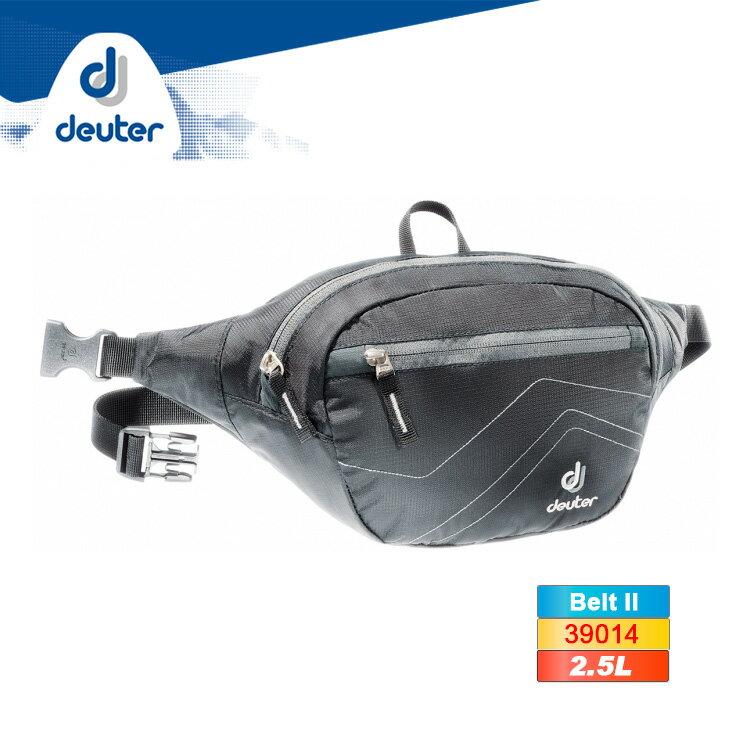 deuter Belt II 腰包39014(2.5L) / 城市綠洲(腰臀包、隨身包、背包)