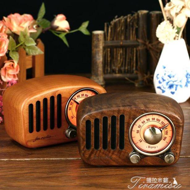 收音機-戶外便攜式迷你插卡小音響重低音全館折扣限時促銷
