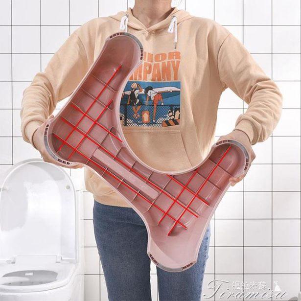 馬桶腳凳-馬桶墊腳凳加厚塑料馬桶凳腳凳廁所腳踩如廁凳全館折扣限時促銷