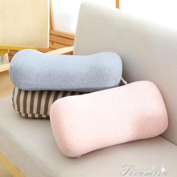 旅行枕頭-便攜小枕頭乳膠記憶棉辦公室學生午睡枕單人多功能慢回彈旅行趴枕全館折扣限時促銷
