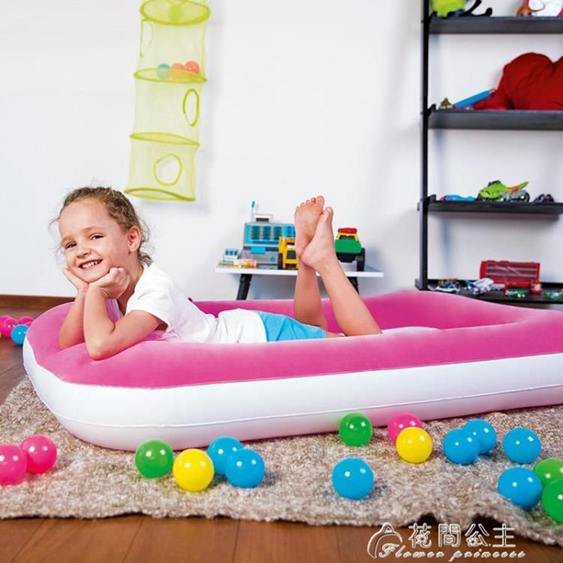 兒童氣墊床家用戶外充氣床墊單人加大午休充氣床