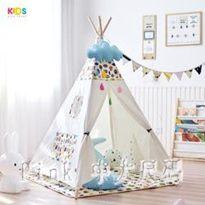 兒童帳篷游戲屋室內男女寶寶玩具屋家用公主房游樂園 7098全館促銷限時折扣