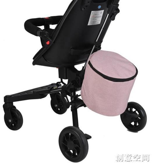 遛娃神器置物袋嬰兒推車掛包溜娃配件籃子通用寶寶好掛袋包儲物筐