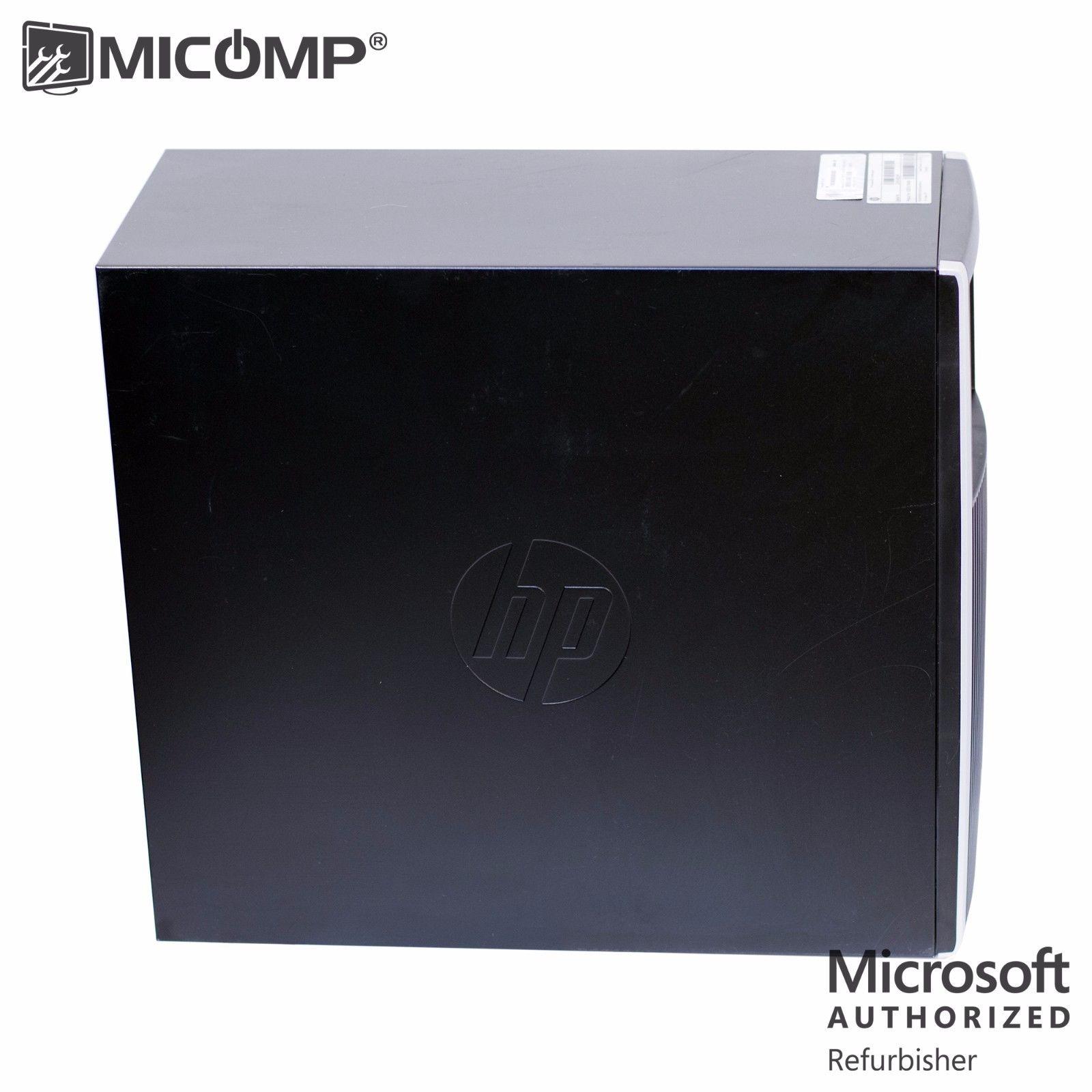 HP Gaming Computer Nvidia GTX 1050 Video Core i5 3.2Ghz 16Gb 1TB HDD Windows 10 HDMI WiFi 1 Year Warranty 2