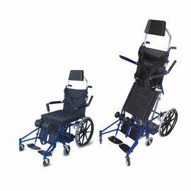 必翔銀髮 台灣福康 機械椅 (未滅菌) 站立式輪椅 電動遙控升降