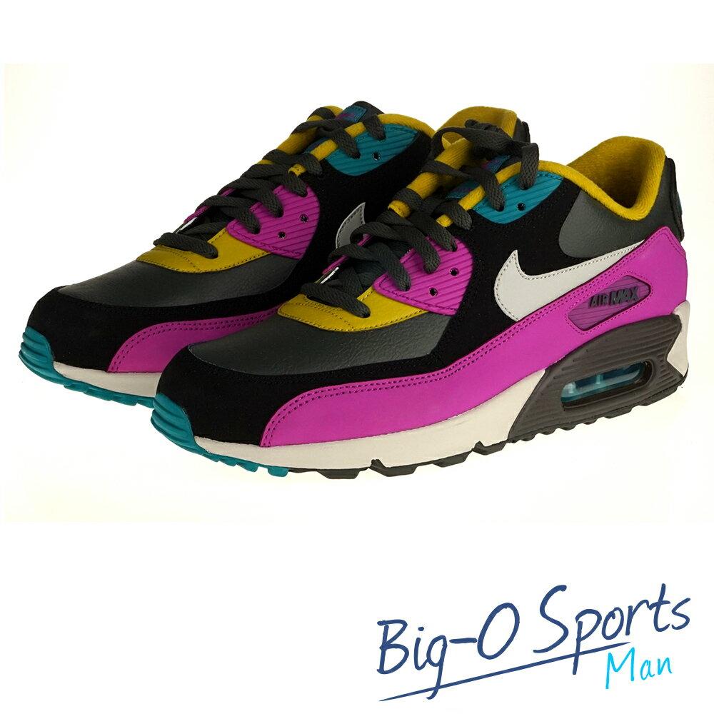 特價促銷款 NIKE 耐吉 NIKE AIR MAX 90 LTR 運動休閒鞋 男 652980200 Big-O Sports
