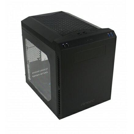 AntecP50(B)Micro-ATX(1)大(5)小專用小機殼(透側)電腦機殼PC機殼電競機殼電腦機箱【迪特軍】