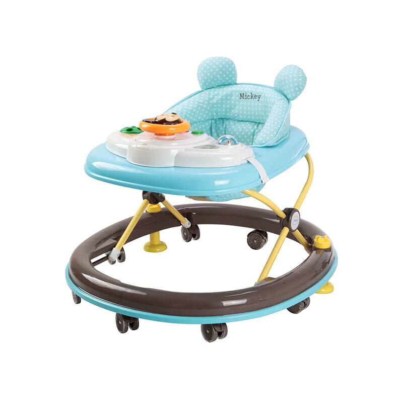 【ViVibaby】迪士尼兒童學步車 二色