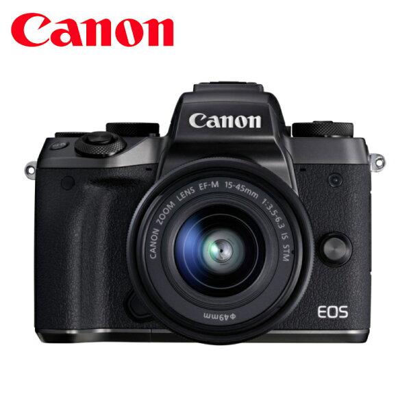 ◎相機專家◎CanonEOSM5KITEF-M15-45mmISSTM公司貨