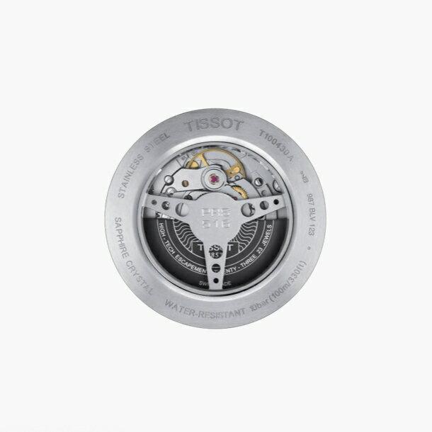 TISSOT天梭 T1004303720100 / T-Sport機械腕錶 80小時動力儲存 42mm