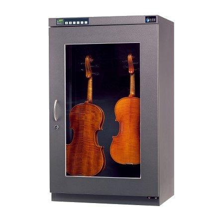 *╯新風尚潮流╭*防潮家 243L 小提琴專用防潮箱 智慧微電腦控制 可掛小提琴四把 D-206AV