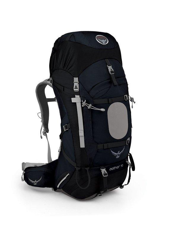 【露營趣】中和 附頭燈手電筒 美國 Osprey Aether 70公升 登山背包 重裝背包 自助旅遊背包
