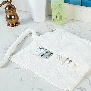美麗大街【BF531E25E822】SAFEBET便攜式旅行沐浴化妝品收納捆綁袋