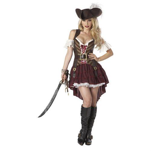 Sexy Swashbuckler Adult Costume 0
