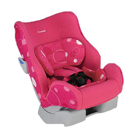 【悅兒園婦幼生活館】Combi 康貝Mamalon 汽車安全座椅-桃紅色