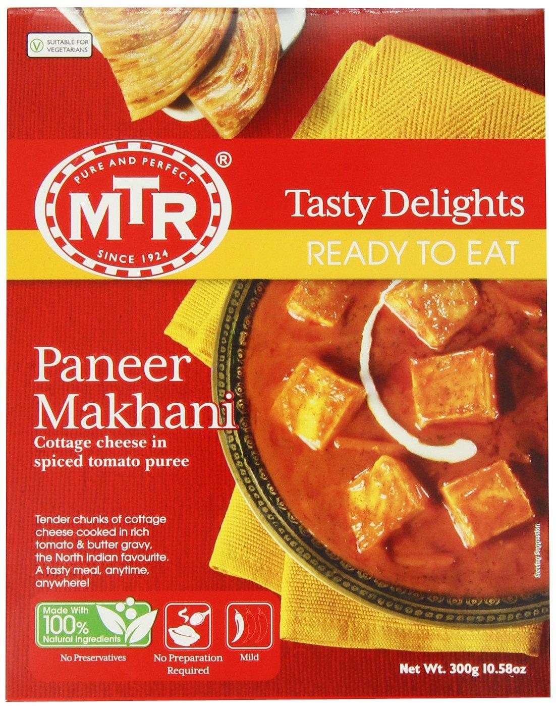 Mtr Paneer Makhani 印度蕃茄奶酪即食調理包
