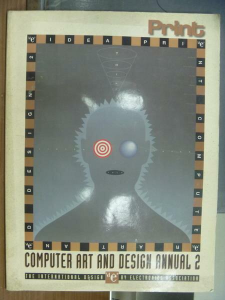 【書寶二手書T8/原文書_QCX】Computer art and design annual2