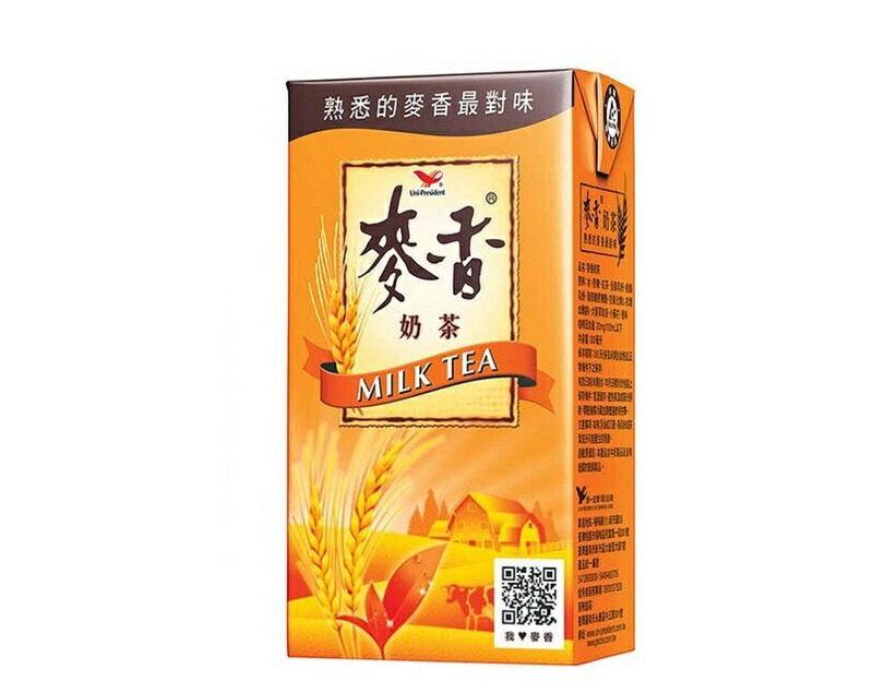 價格免運  統一 麥香紅茶/奶茶/綠茶 300mlx24入 麥香最對味 ( 2箱起買 )