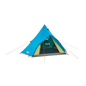 Coleman 美國 | WINDS LIGHT 印地安帳篷4-5人 | 秀山莊(CM-22044)