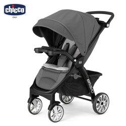 chicco-Bravo極致完美手推車限定版-尊爵灰/絕美紅  『121婦嬰用品館』