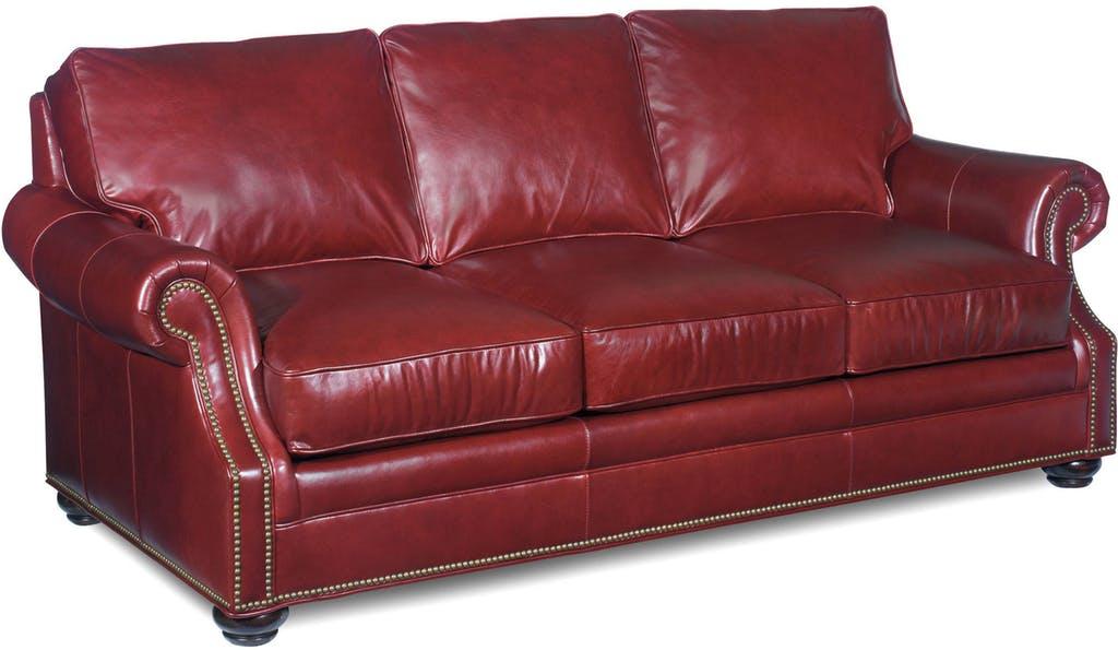 Bradington Young Warner Stationary Sofa 8 Way Tie 220 95 0