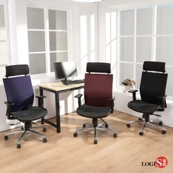 全網all in one辦公椅 電腦椅 事務椅 椅子 洽談椅 主管椅 三色N70