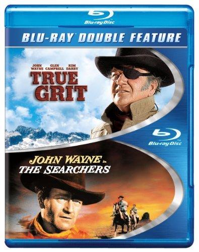 True Grit /The Searchers (BD) (Double Feature) [Blu-ray] 040f8cbedc43dea9fd5682e9010900c2