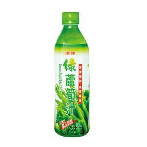 津津 綠蘆筍汁飲料 600ml