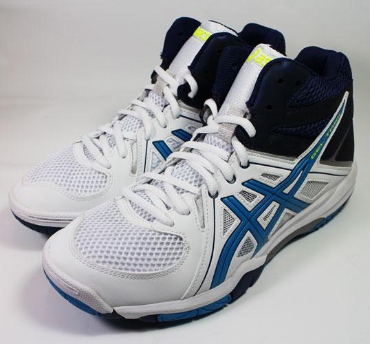 [陽光樂活=] ASICS 亞瑟士 (男)GEL-TASK MT 排球鞋 羽球鞋 B506Y-0143