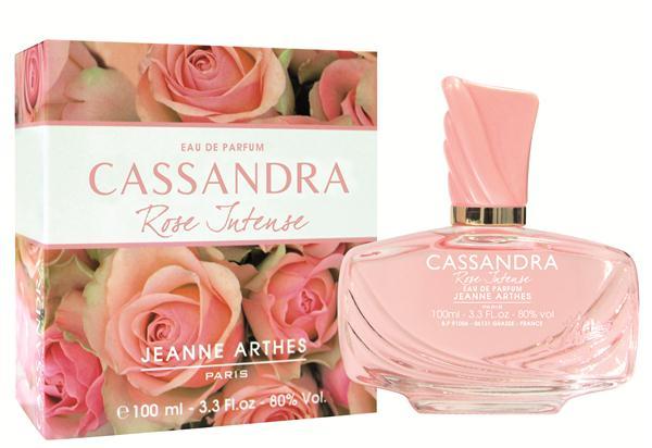 Cassandra Rose Intense 情定巴黎-玫瑰 女性淡香精 100ml